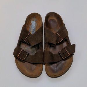 Birkenstock Brown Sandals Size 40